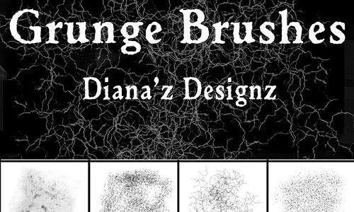 Скачать Grunge Brushes