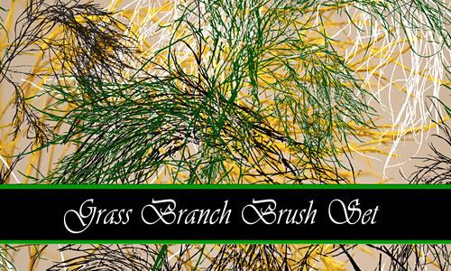 Скачать Grass Brunch Brushes