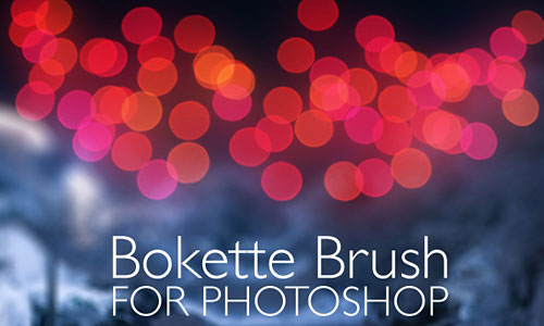 Скачать Bokette Bokeh Photosop Brush