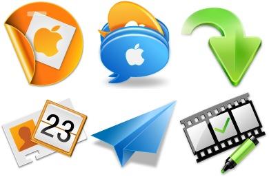 Скачать Mac Office Icons By Yingfengling Fl