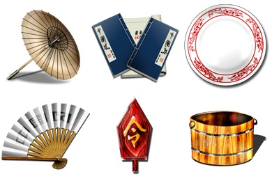 Скачать Chinese Logo Icons By Yingfengling Fl