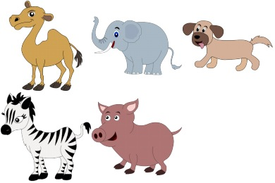 Скачать Animals Icons By Shrikant Rawa