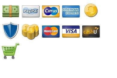 Скачать Payment Icons By Webiconset