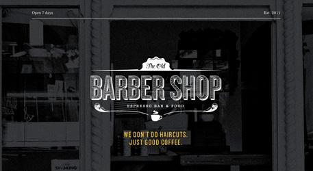 Перейти на The Old Barber Shop