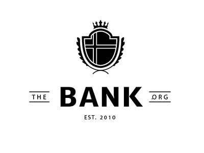 Перейти на Thebank Org Logo Concept
