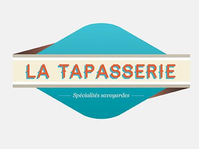 Перейти на Logo La Tapasserie 2