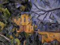 Внутренняя энергия и темперамент в работах художника Поля Сезанна