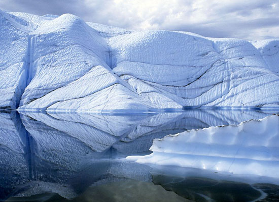 Перейти на Matanuska Glacier