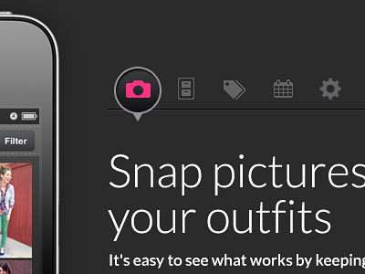 Перейти на Snap Pictures Your Outfits