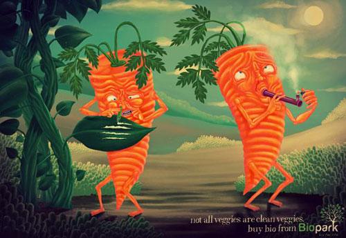 Перейти на Biopark: Carrots