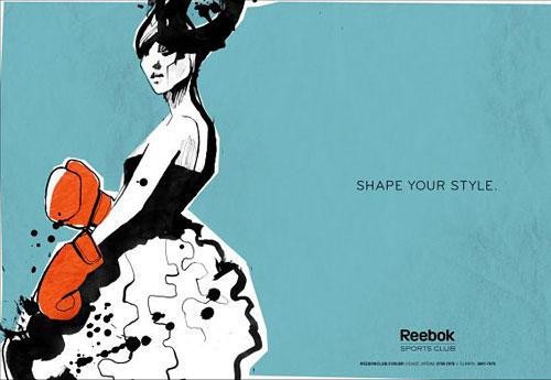 Перейти на Reebok Sports Club: Sketches, 4