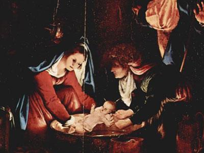 The Nativity 1527