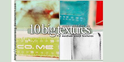 Скачать Big Textures Retro Show