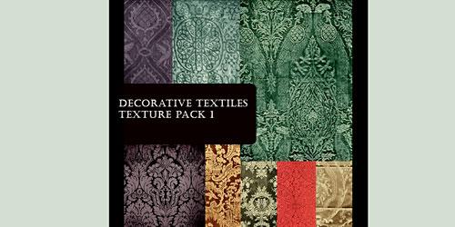 Скачать Decorative Textile Pack