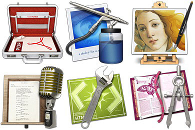 Скачать Adobe Creative Sense Icons