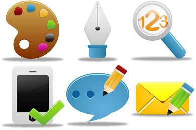 Скачать Pretty Office 9 Icons