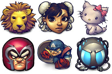 Скачать UltraBuuf Icons