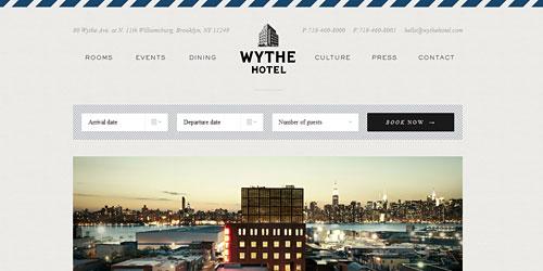 Перейти на Wy The Hotel
