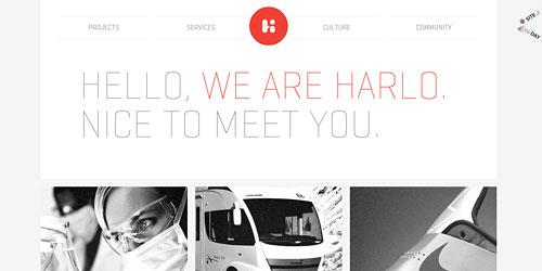 Перейти на Harlo Interactive