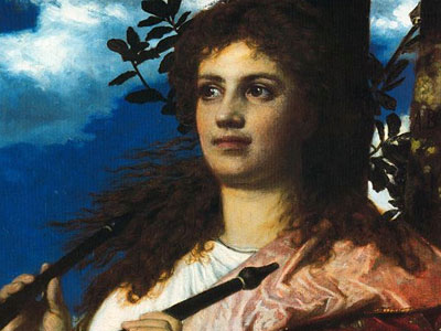 The Muse of Anacreon