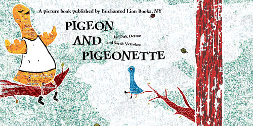 Перейти на Pigeon And Pigeonette