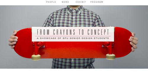 Перейти на Crayons To Concept
