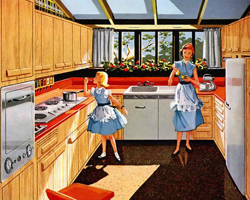 M & M Wood Working, 1955