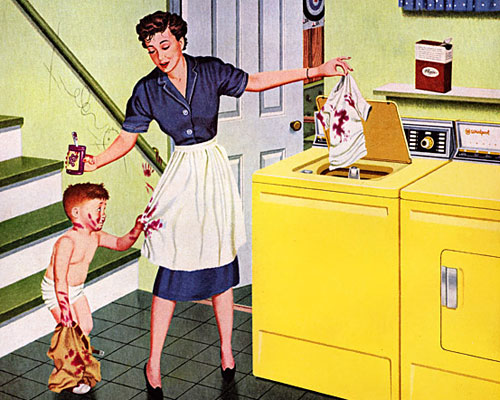Everything comes clean with an RCA WHIRLPOOL