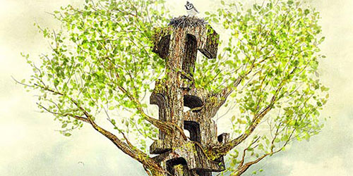 Перейти на Tree By Mike Melvas