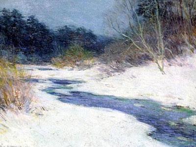 Thawing Brook