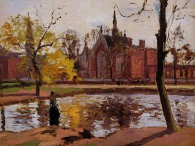 Dulwich College London 1871