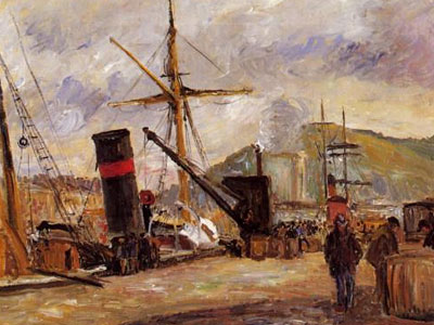 Steamboats 1883