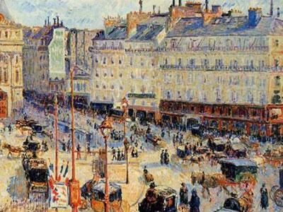 Place Du Havre Paris 1893