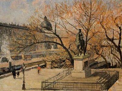 The Pont Neuf 1901