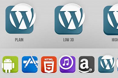 Скачать FREE 7 Creative Icons