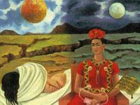 Трагический сюрреализм мексиканской художницы Фриды Кало