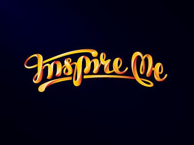 Перейти на Inspireme Lettering