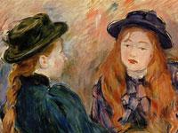 Новаторский импрессионизм французской художницы Берты Моризо
