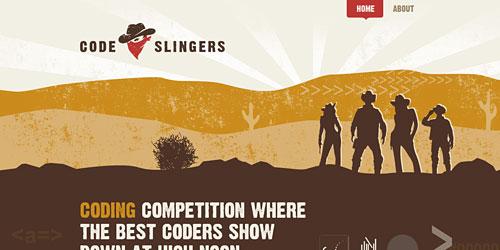 Перейти на Code Slingers Challenge
