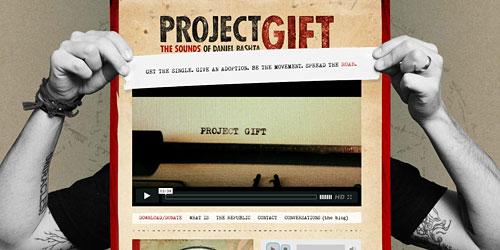 Перейти на I Am Project Gift