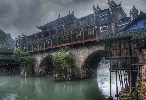 Перейти на Feng Huang Ii A Little Town In Sw China