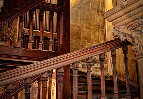 Перейти на The Stairway To