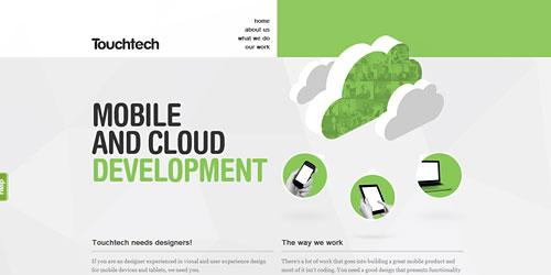 Перейти на Touch Tech