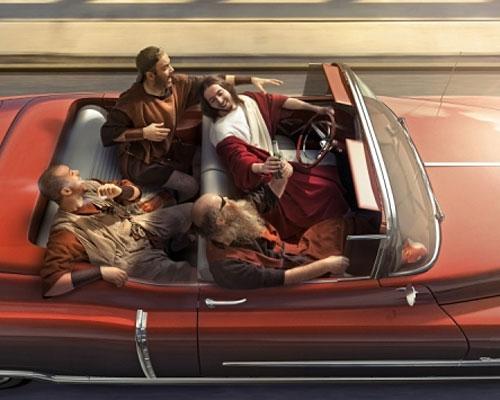Перейти на Jesus day off