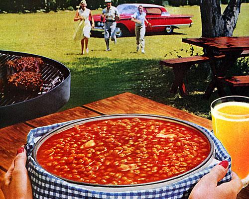 Van Camp's Pork and Beans, 1960