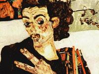 Неформальное современное творчество художника Эгон Шиле