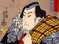 Непостижимая японская реальность от художника Утагава Куниёси