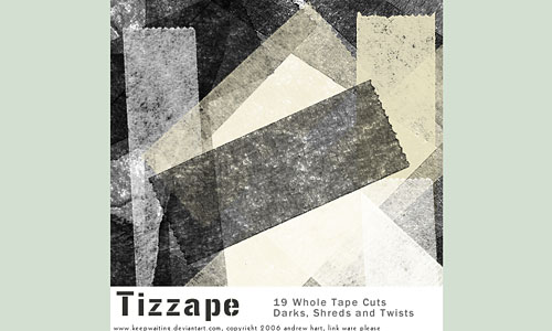 Скачать Tizzape Tape Brushes