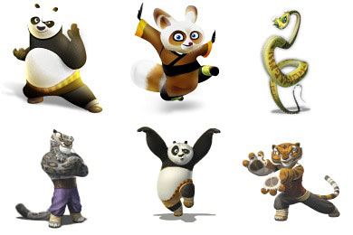Скачать Kung Fu Panda