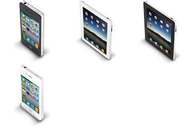 Скачать Apple Mobile Icons